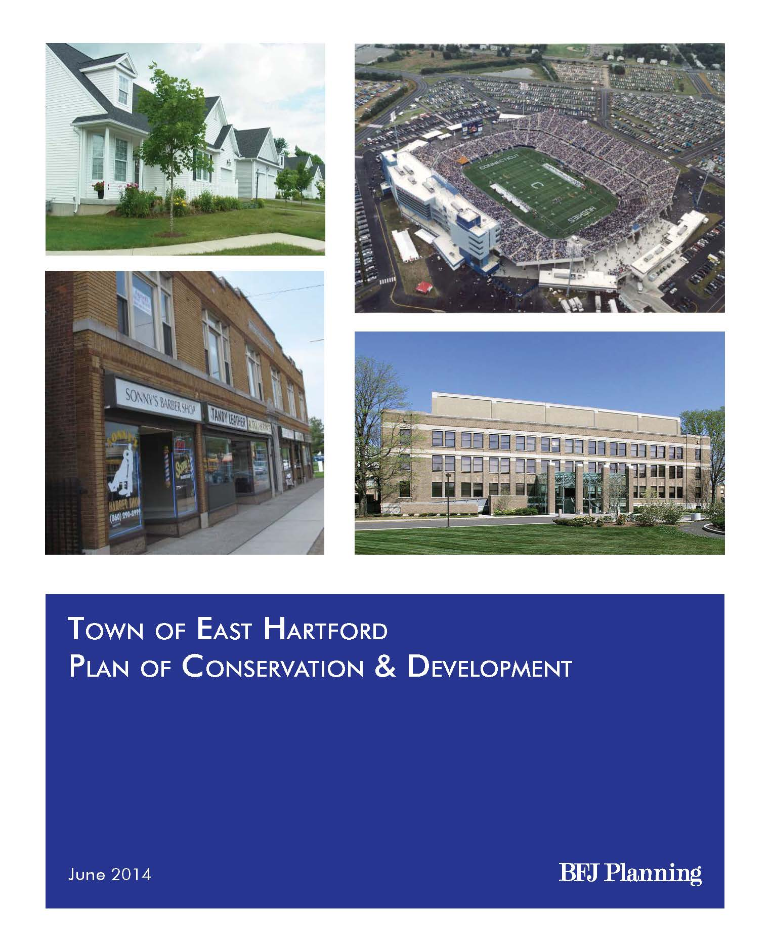 Plan Of Conservation And Development East Hartford Ct