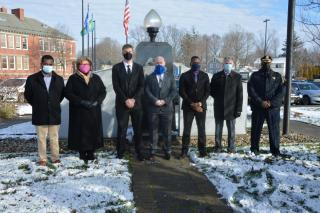 ehpd welcomes new officers
