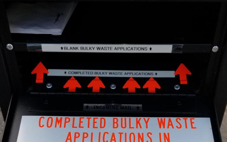 bulky waste permits begin june 15